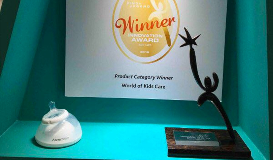 Nanobébé Baby bottle